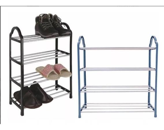 Sapateira P/ Quarto Closet Móvel Com Capacidade De 12 Pares
