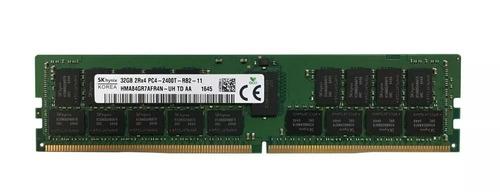 Memória 32gb Ddr4 Pc4 2400t Servidor Hp Gen9 G9 R730 R430...