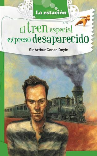 Imagen 1 de 1 de El Tren Especial Expreso Desaparecido - Estación Mandioca -