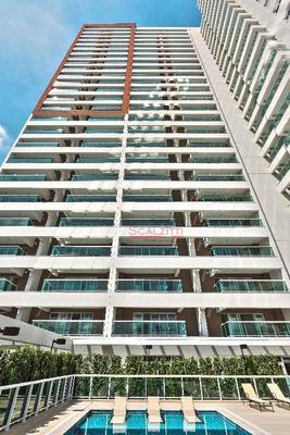 Apartamento Com 1 Dormitório À Venda, 43 M² Por R$ 370.000 - Jardim Aeroporto - São Paulo/sp - Ap0237