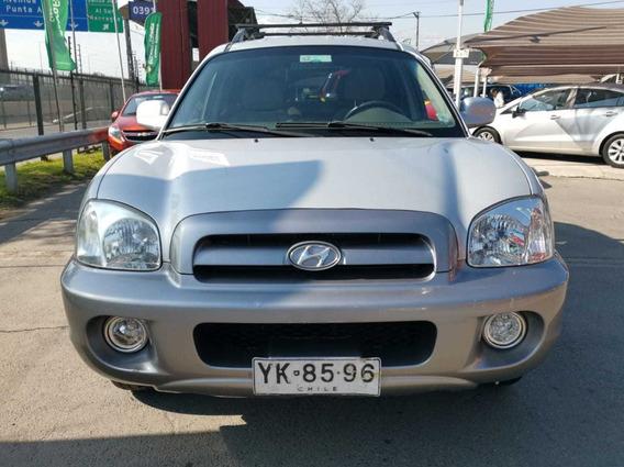 Hyundai Santa Fe 2005 Gls 4wd