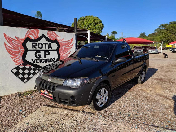 Fiat Strada 1.4 Mpi Fire Cs 8v Flex 2p Manual - 2010