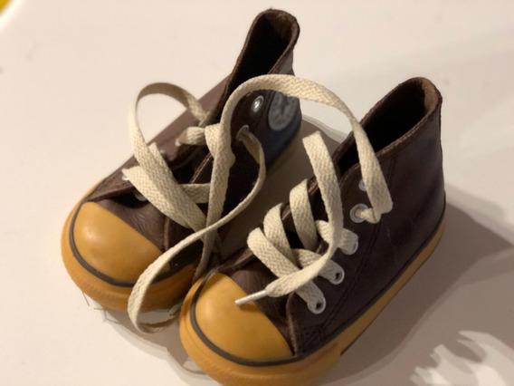 Zapatillas Converse All Star Cuero