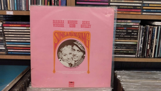 Sing A Rude Song Lp Maurice Gibb Bee Gees Vinil Importado