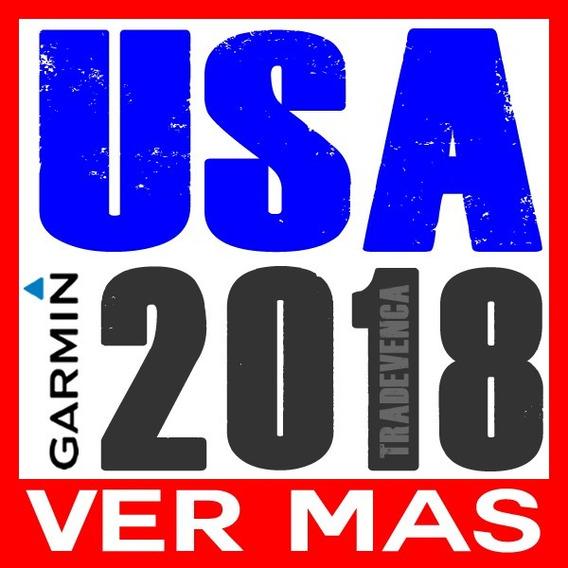 Mapas Gps Garmin Usa, Canada Y Mexico Actualizado