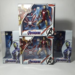Iron Man Mk85 Y Rescue Zd Toys