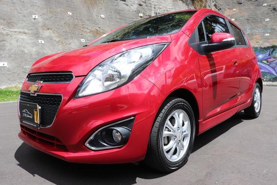 Chevrolet Spark Gt Ltz Mt 1200cc Aa 2ab Abs F.e Único Dueño