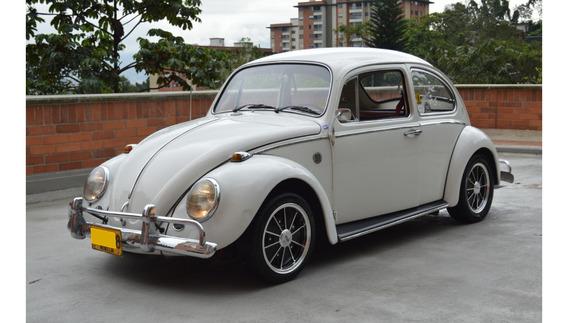 Espectacular Escarabajo 66