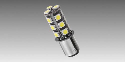 Lâmpada De 18 Leds Lanterna Traseira Cg 150/bros 150/biz 125