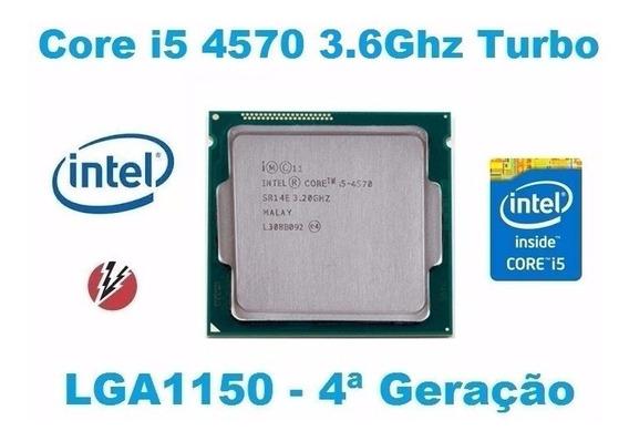 Processador Core I5 4570 1150 Perfeito Melhor Q 4460 4440