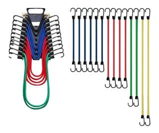 Sujetador De Cable Elastico Cincho 14 Pz Olympia Tools Xtr C