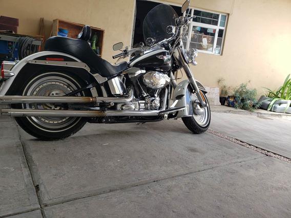 Harley Davidson Softail De Lux