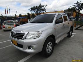 Toyota Hilux Mt 2500 Diesel