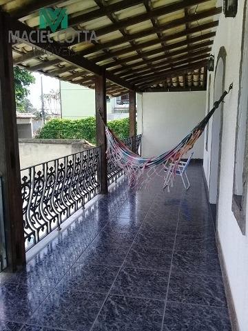 Casa Para Venda, 5 Dormitórios, Praia Da Bandeira - Rio De Janeiro - 3346