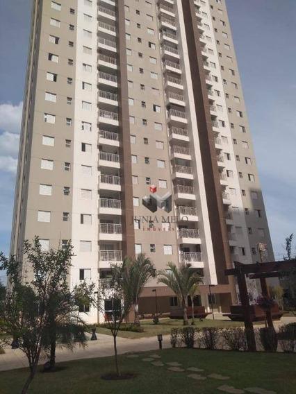 R$ 379.000,00 - Condomínio Reserva Do Golf - Apartamento Com 3 Dormitórios À Venda, 81 M² - Shopping Iguatemi - Vila Do Golf - Ribeirão Preto/sp - Ap2815