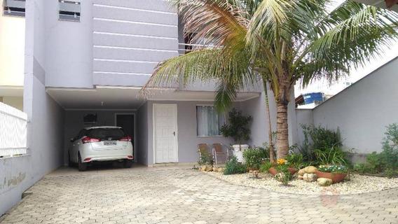 Casa Com 3 Dormitórios À Venda, 152 M² Por R$ 480.000,00 - Água Verde - Blumenau/sc - Ca0577