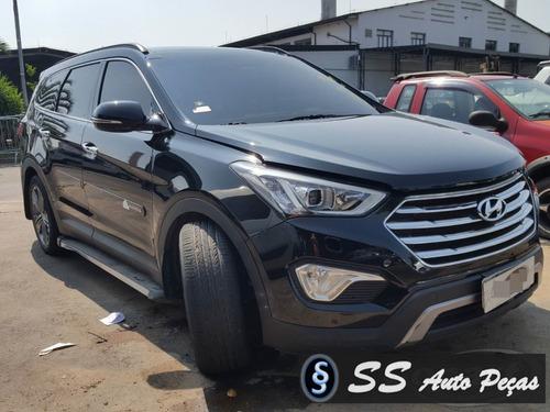 Imagem 1 de 2 de Sucata Hyundai Grand Santa Fe 2016 - Retirada De Peças