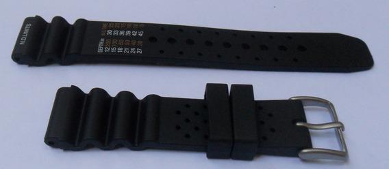 Pulseira Para Citizen Promaster D060 - D120 - C050 . 20mm