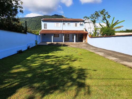 Casa Com 2 Dorms, Praia Da Maranduba, Ubatuba - R$ 450 Mil, Cod: 1488 - V1488