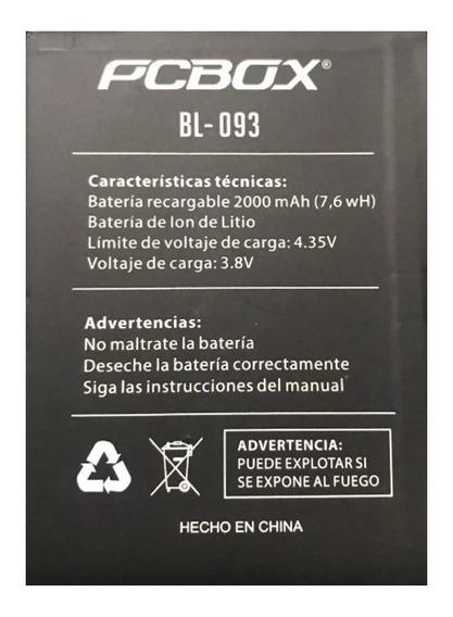 Bateria Celular Pcbox Bee (bl-093) V216 Original