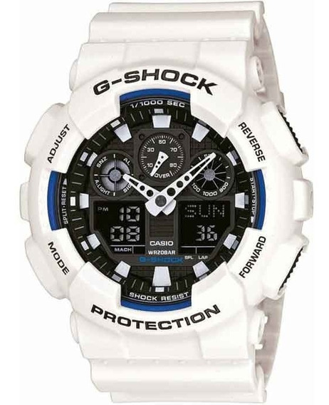Relógio Casio G-shock Ga-100b-7adr Three Eye