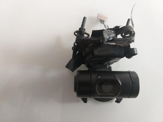 Gimbal Drone Hubsan Zino Completo Com Flat. Funcionando.