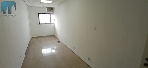 Imagem 1 de 17 de Sala A Venda No Bairro Jardim Santa Maria Em Guarujá - Sp.  - 1062-1