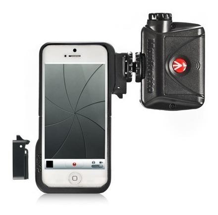 Manfrotto Mklklyp5 Estuche Klyp Para iPhone Con Lampara