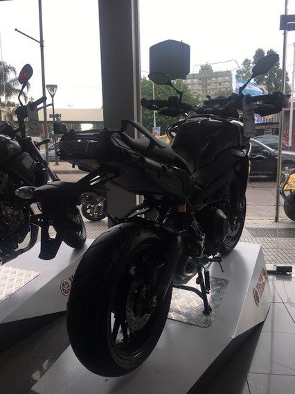 Yamaha Mt 09st Antrax