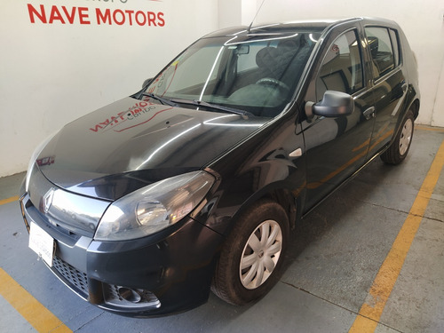 Renault Sandero 1.6 Authentique Pack Ii 90cv 2014 Ntz