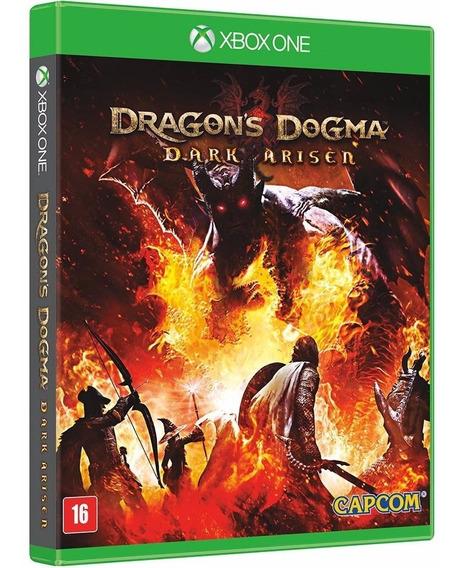 Jogo Dragons Dogma - Dark Arisen (novo) Xbox One