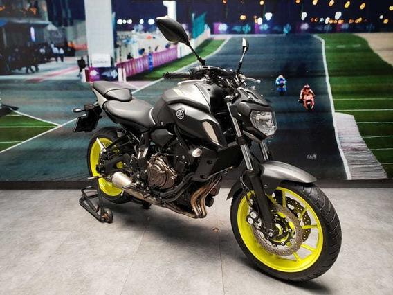 Yamaha Mt 07 Abs 2018/2019