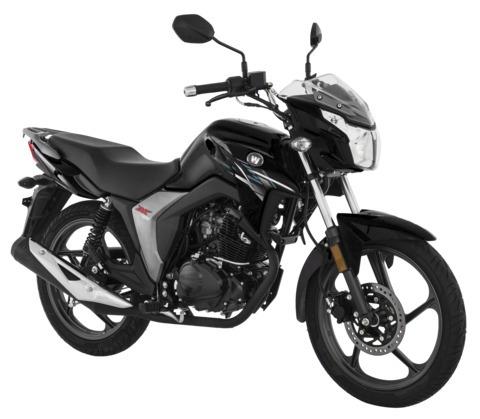Moto Haojue Dk 150 Preta 2019 *cg Ybr Fazer*