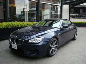 Bmw M6 Gran Coupe Conpetition Imperial Blue 2014
