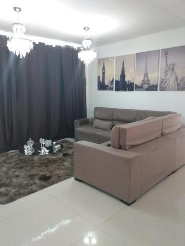 Imagem 1 de 15 de Casa Em Condomínio Para Venda Em Mogi Das Cruzes, Parque Residencial Itapeti, 3 Dormitórios, 3 Banheiros, 2 Vagas - 3077_2-1179924