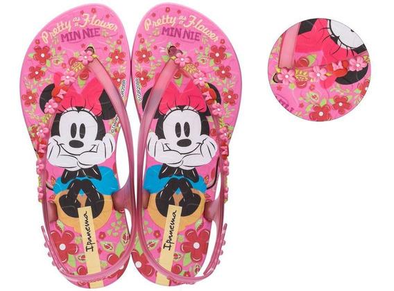 Ipanema Disney Minnie Joy 26494 Sandália Infantil Feminina