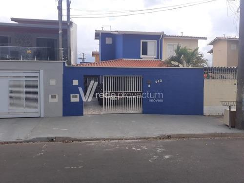 Casa À Venda Em Residencial Cosmos - Ca265929