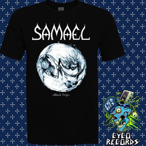 Imagen 1 de 3 de Samael - Black Trip - Metal - Polera- Cyco Records