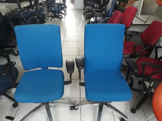Lote De 5 Cadeiras De Escritorio Arbeflex