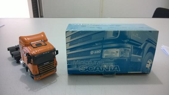 Miniatura Caminhão Scania R 124 = Arpra 1/50