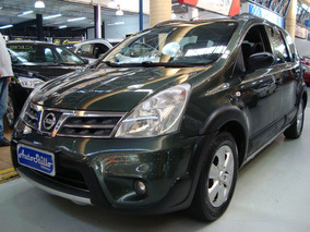 Nissan Livina S X-gear 1.6 Flex 2010 Verde (completa)