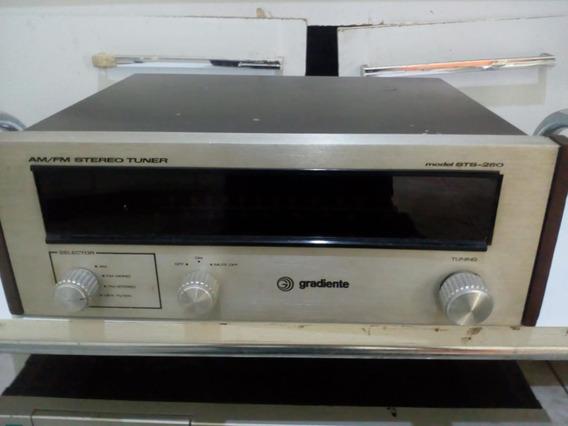 Radio Tuner. Gradiente Sts-250 Am/fm