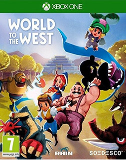 Videojuego: World To The West Para Xbox One Soedesco