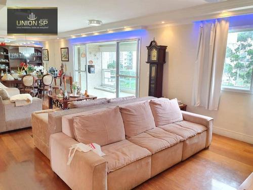 Apartamento Com 3 Dormitórios À Venda, 158 M² Por R$ 1.590.000 - Vila Leopoldina - São Paulo/sp - Ap49108