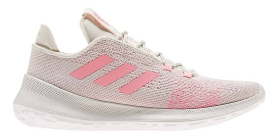 Zapatillas Mujer adidas Sensebounce Plus Ace Rosas - Running