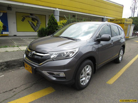 Honda Cr-v City Plus 5dr Lxc 2wd