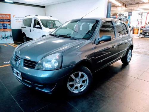 Renault Clio 1.2 Authentique 2012 En Exelente Estado  (eo)