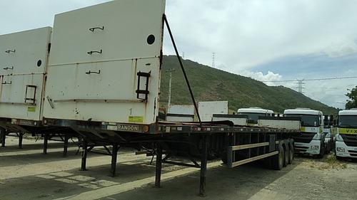 Randon Porta Container Carga Seca - 5886