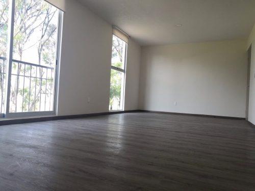 Departamento En Renta -plazuela Del Fresno - Zona La Carcaña - Cerca De La Udlap Y Plaza Explanada
