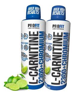 2x L Carnitine ( Carnitina Líquida ) - 480ml Cada - Oferta